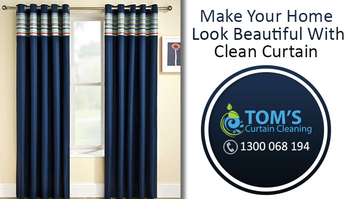 Curtain Cleaning Service Melbourne