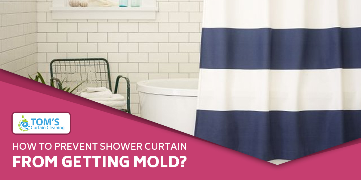 How To Prevent Shower Curtain From Getting Mould?